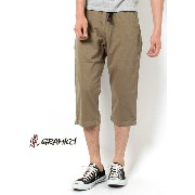 【GRAMICCI】【3/4Length.Pants/Khakibrown】【グラミチ7分丈パンツ】