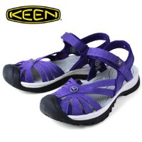 ★30%OFF★ KEEN レディース サンダル Rose Sandal 1012548 Parachute/Neutral Gray