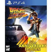 Back to the Future The Game 30th Anniversary Edition PS4 バックトゥザフューチャーザゲーム30周年記念版プレイステーション4...