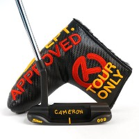 Scotty Cameron A-022800 009 in 3X Black Tour Putter【ゴルフ ゴルフクラブ>パター】