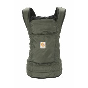 Ergo Baby Travel Collection Stowaway Carrier (Olive)