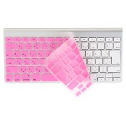 Bluevision キーボードカバー Typist 2012 for Apple Wireless Keyboard-JIS Pink ピンク BV-TYPST12-WK-PK