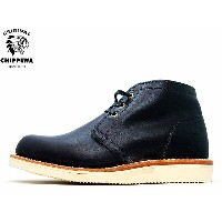 チペワ ブーツ チャッカブーツ ブラック CHIPPEWA SUBURBUN RUGGED CHUKKA BOOTS BLACK OUTLAW 4025 メンズ mens boots【02P03Dec16】
