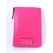 kate spade/ケイトスペード 2017年最新システム手帳 wellesley zip around personal organizer Caberet Pink WLRU1321 【Luxury Brand Selection...