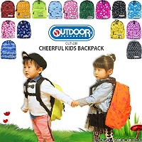 OUTDOOR PRODUCTS アウトドア プロダクツ キッズ リュックサック チアフルデイパック out-289 入学祝 遠足|- 89/K.グ...