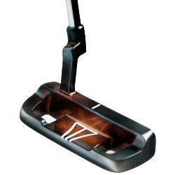 Nextt Golf Men's Pro Score Pearl Copper Putter 2 Half Mallet (Right Hand) by Nextt Golf [並行輸入品]