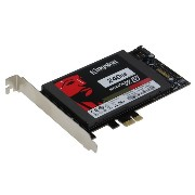 SEDNA - PCI Express (PCIe) SATA III (6G) SSD Adapter with 1 SATA III port, No power connection needed, best for MAC Pro