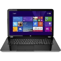 "英語版 HP Pavilion 17-e113dr / Windows 8.1 / AMD Quad Core A8-4500M 1.9GHz / 750GB / 4GB / 17.3 ""(1600 X 900) DVD-RW Webcam 【並行輸入品】"
