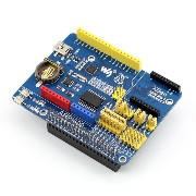Waveshare ARPI600 IO Expansion Board ラズベリーパイ拡張ボード for Raspberry Pi Model A+/B+/2 B Supports Arduino XBee Modules with Various...