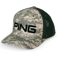 PING Limited Edition Tour Mesh Digitial Camo Caps【ゴルフ ゴルフウェア>帽子】