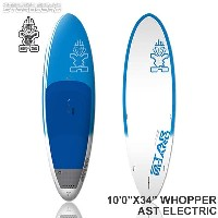 2016 STARBOARD 10'0X34 WHOPPER AST ELECTRIC スターボード ワッパー SUP パドルボード お取り寄せ商品