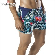 【CLEVER2016-1】 CLEVER クレバー Exotic Parrot Swimsuit Trunk Ref,0602 CLEVER スイムパンツ 【男性下着 水着 ボクサー メンズ Men...