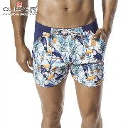 【CLEVER2016-1】 CLEVER クレバー Toucan Beach Swimsuit Trunk ref,0600 CLEVER スイムパンツ 【男性下着 水着 ボクサー メンズ Men...