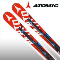 [35%OFF]スキー板 ATOMIC(アトミック)【15/16・REDSTER DOUBLEDECK 3.0 GS+ X 12 TL】ビンディングとの2点セット!!