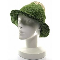 GOHEMP(ゴーヘンプ) FUJI HAT Color:GREEN Size:F