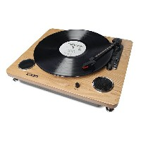 ION Archive LP -Digital Conversion Turntable with Built-in Stereo Speakers- USB端子/ステレオスピーカー搭載オールインワン・ター...