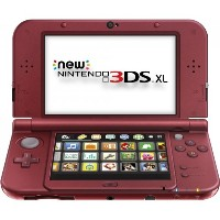 3DS NINTENDO NEW3DSXL SYSTEM RED(ニンテンドー 3DS XL(LL) NEWレッド 北米版)〈Nintendo〉