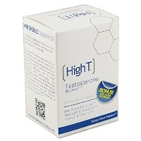 Testosterone Booster (72capsules) Hight T [並行輸入品]