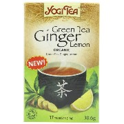 Yogi Tea - Green Tea Ginger Lemon - 30.6g