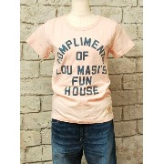 【sale セール】【45%OFF】PACIFIC PARK STORE(パシフィックパークストア)スラブ天竺半Tee FUN HOUSE pps-20318【ネコポス...