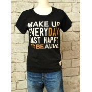 【sale セール】【45%OFF】PACIFIC PARK STORE(パシフィックパークストア)スラブ天竺半Tee MAKE UP pps-20324【ネコポス便...