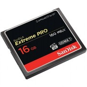 SanDisk(サンディスク) コンパクトフラッシュカード CF Extreme PRO 16GB 160MB/s UDMA7 1067倍速 [並行輸入品] SDCFXPS-016G-A46