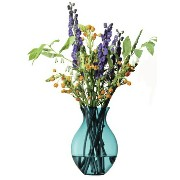 LSA FLOWER COLOUR COUNTRY BOUQUET VASE H260mm ピーコック【花瓶】<箱入り>