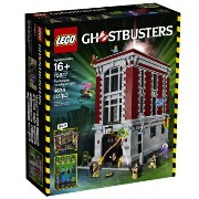 レゴ ゴーストバスターズ HQ(消防署本部)LEGO Ghostbusters 75827 Firehouse Headquarters Building Kit (4634 Piece)