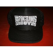 SUICIDAL スーサイダルテンデンシーズx INFECTIOUSGROOVES インフェクシャスグルーブス メッシュキャップ 黒