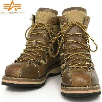 ALPHA INDUSTRIES アルファ AF1941 MOUNTAIN BOOTS マウンテンブーツ TAN 《WIP》 【送料無料】 ミリタリー 男性 ギフト プレ...