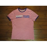 【SWEET YEARS/スイートイヤーズ】S/S Tシャツ / Size:L / Col:ピンク【中古】10P03Dec16