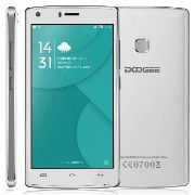 DOOGEE X5 MAX 8GB SIMフリー , Network: 3G, 4000mAh Battery 360 Degrees Fingerprint, 5.0 inch Android 6.0 MTK6580 Quad Core 1.3GHz, RAM: 1GB (シ...