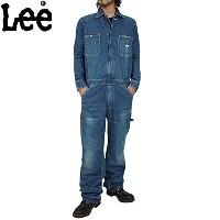 Lee リー AMERICAN RIDERS DUNGAREES ALL IN ONE LM4213-546 S [ウェア&シューズ]