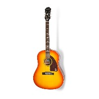 Epiphone エピフォン / Inspired by 1964 Texan VC (Vintage Cherry) エレアコ (2ndアウトレット特価)(クリップチューナープレゼ...