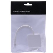 3in1 Apple用 Mini Displayport/Thunderbolt to DVI/DisplayPort/HDMI 変換アダプタ