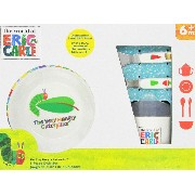 Kids Preferred Melamine-Dishes and Cup, Eric Carle 赤ちゃん用 食器 並行輸入品