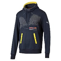 プーマ RED BULL RACING GRAPHIC HOODIE メンズ Total Eclipse