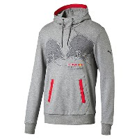 プーマ RED BULL RACING GRAPHIC HOODIE メンズ Medium Gray Heather
