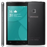 DOOGEE X5 MAX 8GB SIMフリー , Network: 3G, 4000mAh Battery 360 Degrees Fingerprint, 5.0 inch Android 6.0 MTK6580 Quad Core 1.3GHz, RAM: 1GB (ブ...