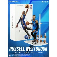 ENTERBAY 1/9 SCALE MOTION MASTERPIECE COLLECTIBLE FIGURE NBA COLLETION RUSSELL WESTBROOK (エンターベイ 1/9 モーションマスターピース...