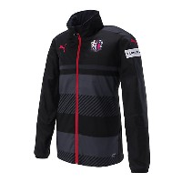 プーマ CEREZO WINDBREAKER JACKET メンズ black