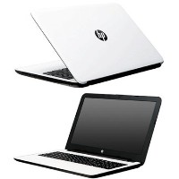 HP Notebook 15-af165AU W0H16PA#ABJ Windows10 Home 64Bit AMD E2-6110 APU + AMD Radeon R2 グラフィックス 4GB