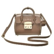 フルラ FURLA METROPOLIS MINI SATCHEL 2WAYハンドバッグ BHE0 ARE DAI