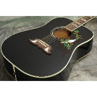 Gibson Monthly Limited Dove Special Ebony (S/N 11966065)【渋谷店】