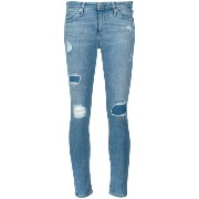 Ag Jeans ダメージスキニージーンズ