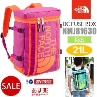 【SALE/40%OFF 送料無料】ノースフェイス THE NORTH FACEキッズ BC ヒューズボックス(21L)[フューシャピンク](NMJ81630)KIDS...