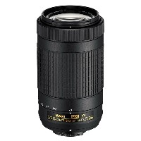 Nikon ニコン 望遠ズームレンズ AF-P DX NIKKOR 70-300mm f/4.5-6.3 G ED VR 1201_flash