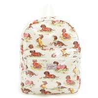 Cath Kidston 529891 pd Sausage Dogs/ソーセージドッグ キッズ リュックサック Kids rucksack キッズ 子供用 バックパック カ...