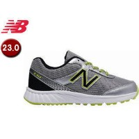 NewBalance/ニューバランス KJ330SLY RUNNING 【23.0】 (SILVER/LIME)