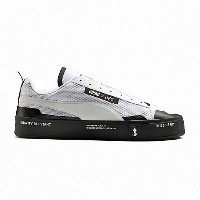 プーマ COURT PLAY SLIPON X UEG ユニセックス Puma White-Puma Black